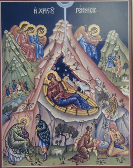 Orthodox Nativity